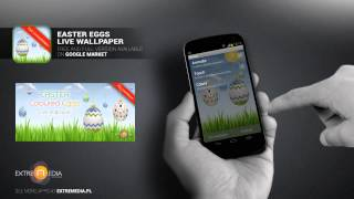 Easter Live Eggs Wallpaper YouTube video