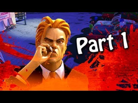 Reservoir Dogs: Bloody Days Walkthrough Gameplay Part 1 [ No Commentary ]
