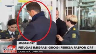 Video CR7 Buat Heboh Bandara Donetsk Ukraina ~ Berita Terkini 26 November 2015 MP3, 3GP, MP4, WEBM, AVI, FLV April 2017