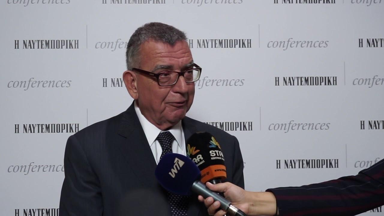 Αναστάσιος Παπαγιαννόπουλος, President, BIMCO Principal, Common Progress Co Na SA
