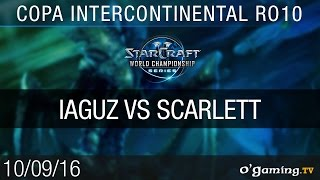 Quart de finale 2 - WCS Copa Intercontinental 2016 - Playoffs Ro8