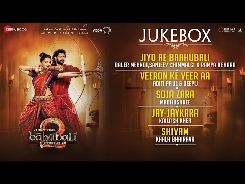Bahubali 2 The Conclusion - Full Movie Audio Jukeb