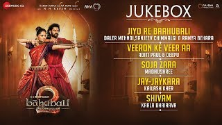 Hindi Audio Songs Jukebox of Bahubali 2