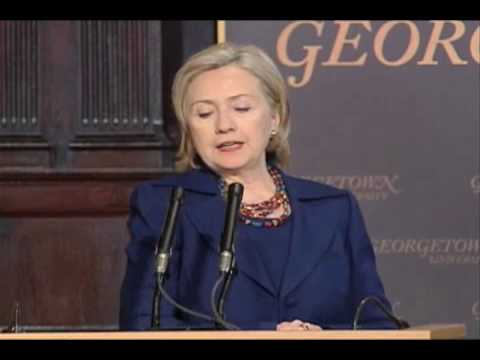 US Secretary Clinton on LGBT Rights and Uganda