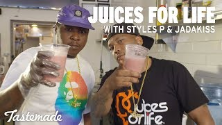 Juices for Life With Styles P & Jadakiss by Tastemade