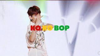 Video 170724 USF EXO - KO KO BOP (백현 focus) MP3, 3GP, MP4, WEBM, AVI, FLV Desember 2017