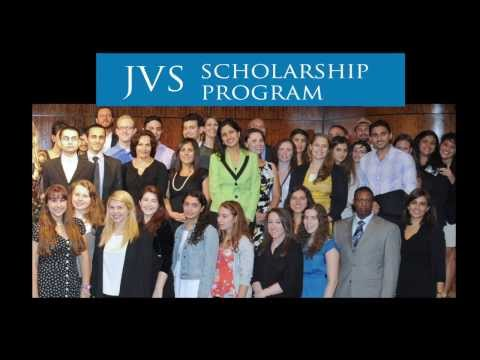 JVS Scholarship Program: Helping Dreams Come True