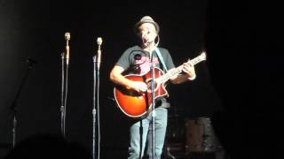 All Dialled In - Jason Mraz 26th August 2014 San Francisco