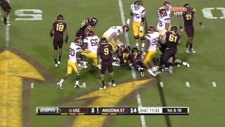 Vontaze Burfict vs USC 2011