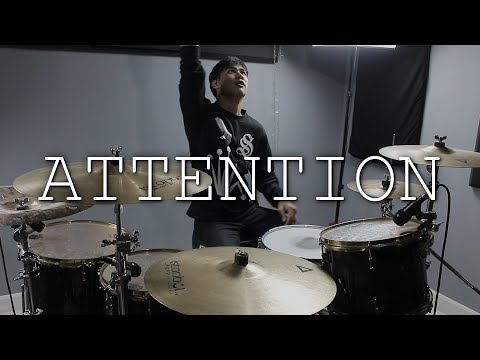gratis download video - Charlie-Puth--Attention-Drum-Cover--EarthEPD