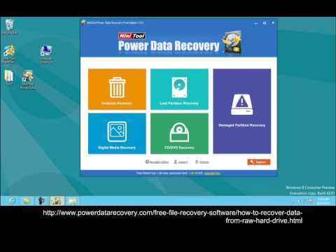 Video How to recover data from RAW partition download in MP3, 3GP, MP4, WEBM, AVI, FLV January 2017