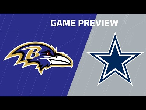 Video: Ravens vs. Cowboys (Week 11 Preview) | NFL NOW