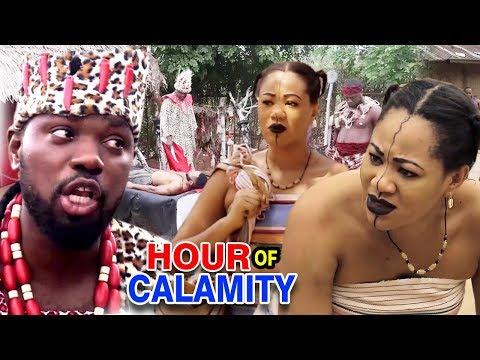 """Hour Of Calamity Season 5&6 """"NEW MOVIE"""" - (Chinenye Ubah) 2019 Latest Nollywood Full Latest Movie"""