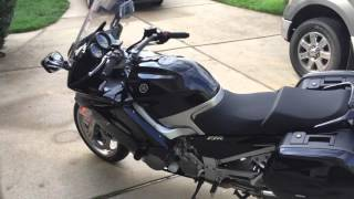 3. 2008 Yamaha FJR 1300