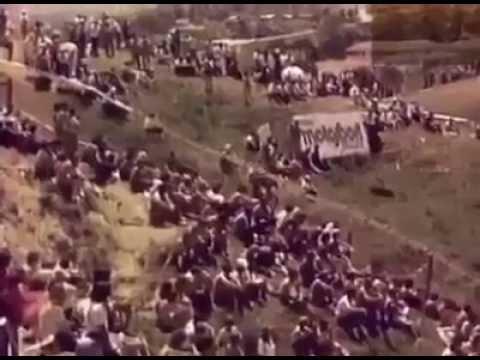 Pré Mundial de Motocross - Campos do Jordão 1986