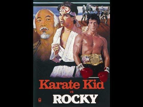 Karate Kid vs Rocky