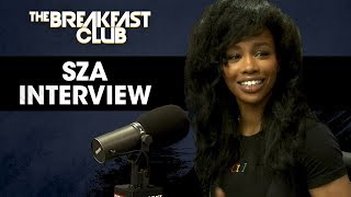 Video SZA Talks About Her New Album, Ex-Boyfriends, Sidechicks & More MP3, 3GP, MP4, WEBM, AVI, FLV Mei 2018