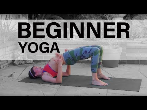 yoga - This is a beginner level Vinyasa yoga Class that also prepares a beginner student for a Power yoga experience. For a complete beginners class go to this one ...