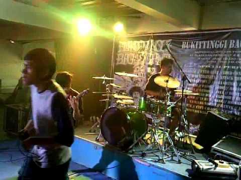 GAJEBOH - Human Torture Live Perform Bukittinggi Baguncang #4
