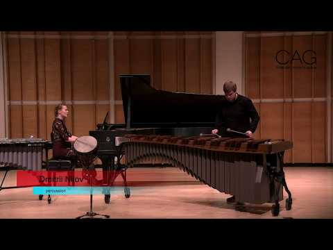 See video  Mitya Nilov at the 2018 Concert Artists Guild Competition Finals