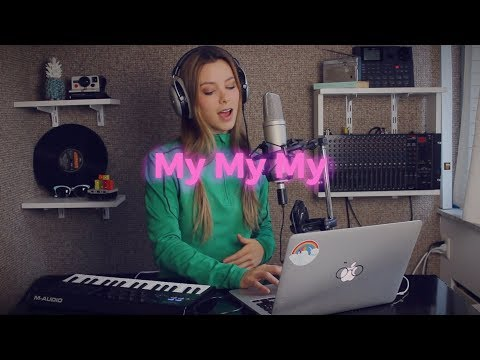 Video My My My - Troye Sivan | Romy Wave cover download in MP3, 3GP, MP4, WEBM, AVI, FLV January 2017
