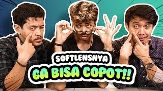 Video Cowok-Cowok Cobain Pake Softlens feat Son of Dad #CekOmbak MP3, 3GP, MP4, WEBM, AVI, FLV Januari 2019
