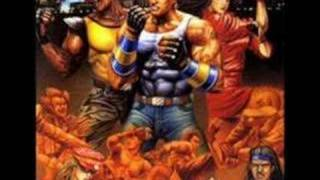 Streets of Rage - Boss theme