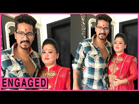 Bharti And Harsh Are Finally OFFICIALLY ENGAGED |