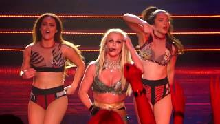 Britney Spears 27 October 2017 - Toxic, Stronger, Crazy, Til the world ends