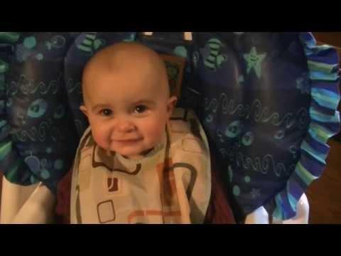 Bezcenna reakcja dziecka na śpiew matki
