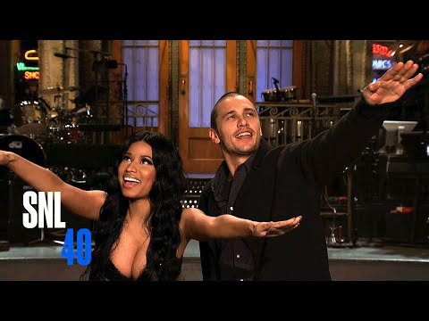 Saturday Night Live 40.08 (Promo 3 'James Franco and Nicki Minaj')