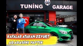 Kafalar - Atakan Özyurt'un Yeni Arabasını Yaptık!
