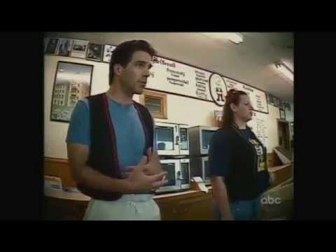 Racism - Racism Experiment - Muslim Girl in Bakery (Texas)