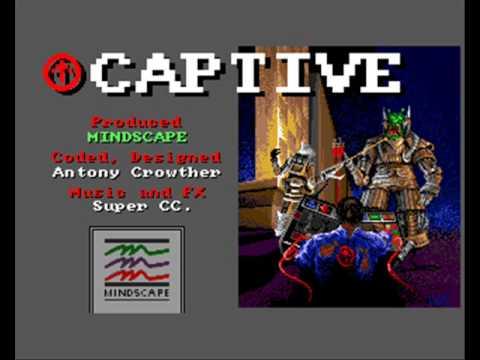 Captive Atari
