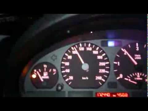 BMW 320d remap acceleration