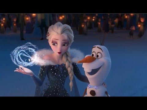 Olaf's Frozen Adventure - ALL BEST SCENES (HD)