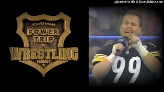 For this and every other episode of The Two Man Power Trip of Wrestling please subscribe to us on iTunes, Podomatic, Player FM, Tune In Radio and The IRW Network, The EXCLUSIVE home of The Triple Threat Podcast featuring Shane Douglas & TMPToW. As well as follow us on Twitter @TwoManPowerTrip