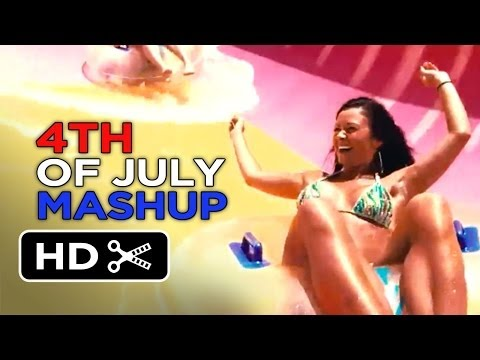 AMERICA: The Mashup - Fourth of July USA Movie Mashup