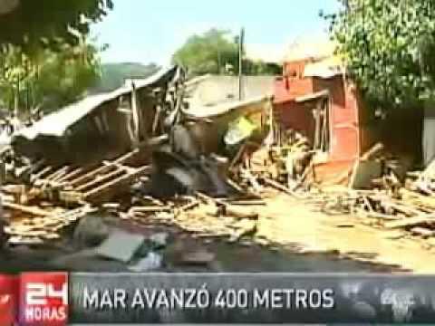 El terremoto de Chile