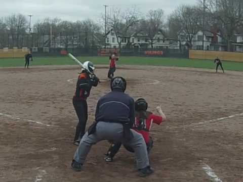 Highlights from Northwest Softball versus Jackson High
