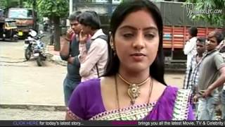 On The Sets Footage Of Diya Aur Baati Hum - Star Plus