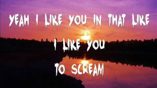 The Cure Fascination Street Lyric Video
