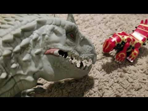 Godzilla and rexy season 7 episode 28 the final fight of the titan