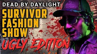 Video SURVIVOR FASHION SHOW 3 - Ugly Edition - Dead by Daylight with Panda MP3, 3GP, MP4, WEBM, AVI, FLV September 2019