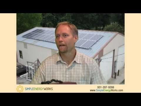 Solar Energy Funding & Incentives | Randy Velker | Simple Energy Works