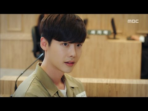 [W] ep.15 Lee Jong-suk faced the death penalty 20160908