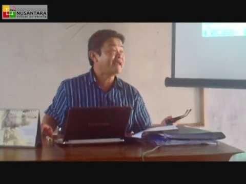 Metodologi Penelitian: Aplikasi Penelitian untuk Tesis - DR. Muhammad Yusril, M.Sc (Bagian 1 dari 3)