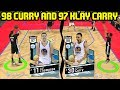 Can 98 Diamond Curry And Klay Carry Us  Nba 2k17 Myteam Online Gameplay