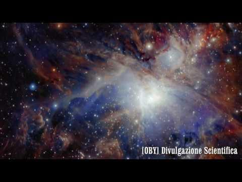 scontro apocalittico tra stelle nella costellazione di orione