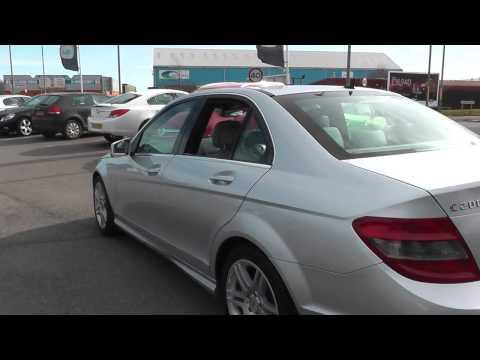 Mercedes-Benz C CLASS C200 CDI Sport 4dr Auto U206830